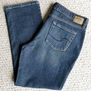 NWOT Levis 14S Strauss Straight Leg Jeans